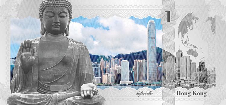 Skyline Dollar – Hongkong